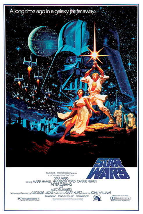 star-wars original hildebrandt
